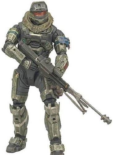 McFarlane Toys Action Figure - Halo Reach Series 3 - JUN (OLIVE)