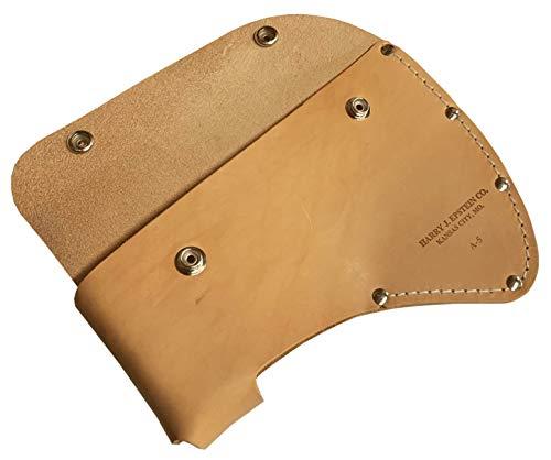 USA Top Grain Leather Axe Sheath (Large)