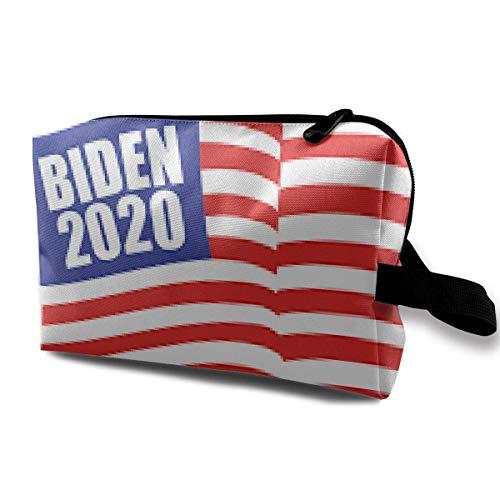 Kosmetiktasche Joseph Robinette Biden For President 2020 Multifunktionstasche Reiseset...