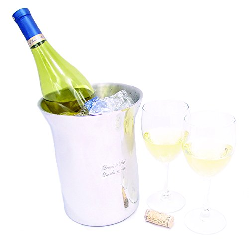 Storus Wine Chiller-Made Out Of Durable Double-Walled Polished Stainless Steel
