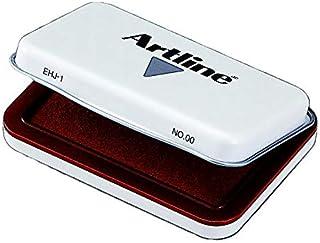 ArtLine Stamp Pad NO 00, Red Color