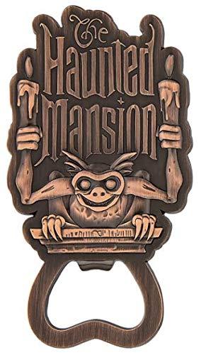 Disney Parks Magnet - Haunted Mansion - Gargoyle - Bottle Opener