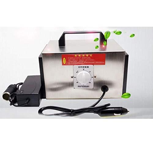 Isunking 10g generador ozono Coche purificador Aire