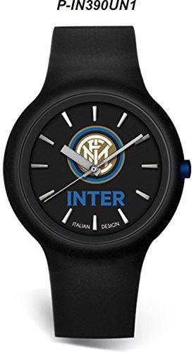 Lowell – Offizielle Armbanduhr des FC Inter Mailand, analog, unisex, geeignet für Erwachsene
