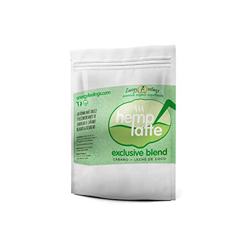 Hemp Latte - Exclusive Blend (200 g) | Relajante | Antioxidante | CBD