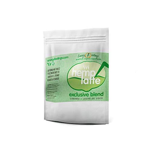 Hemp Latte - Exclusive Blend (200 g) | Relajante | Antioxidante | CBD