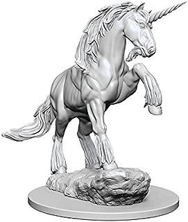 WizKids Pathfinder: Deep Cuts Unpainted Miniatures: Unicorn