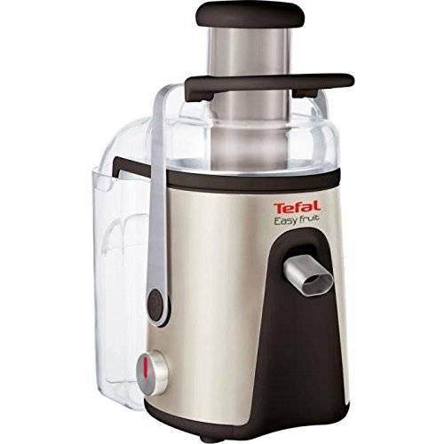 Tefal Zitruspresse, Easy fruit ZE585D38 700 Watt, Silber