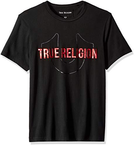 True Religion Tee Noir Gel