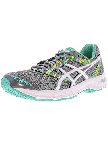 ASICS Gel-Excite 4 Mid Grey/White/Green 7.5