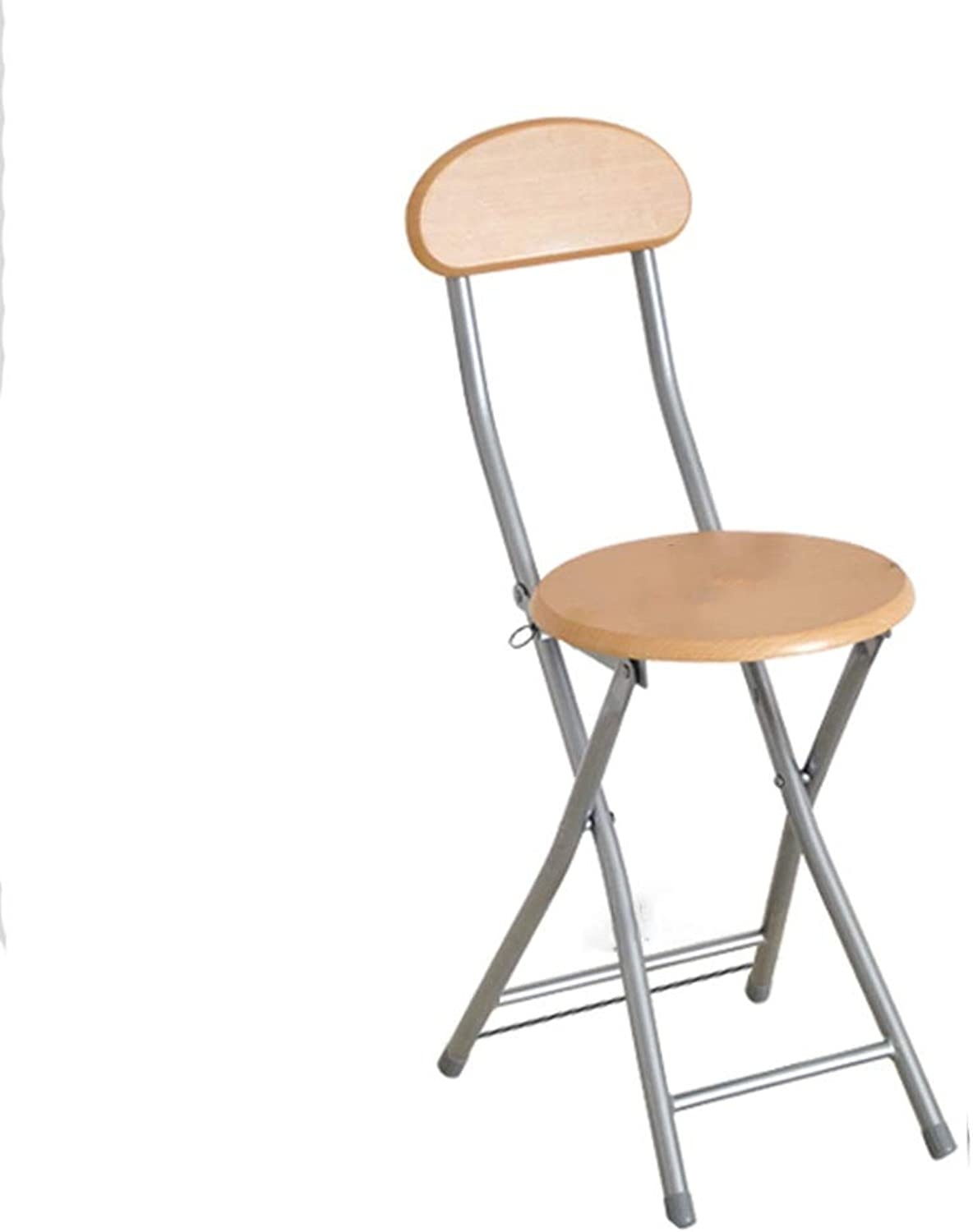 Folding Dining Chair Portable Folding Stool Office Chair Computer Chair Simple Modern Leisure Chair