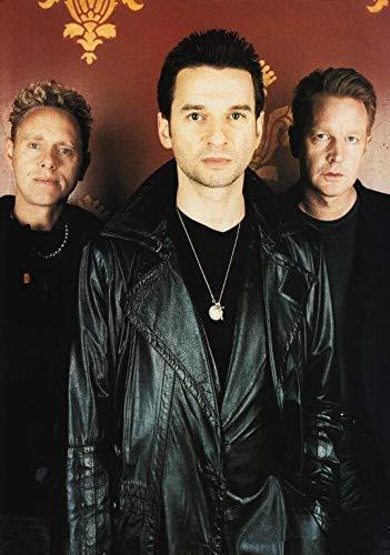Depeche Mode Exciter Tour Póster Foto Global Spirit London Wembley 005 (A5-A4-A3) - A3