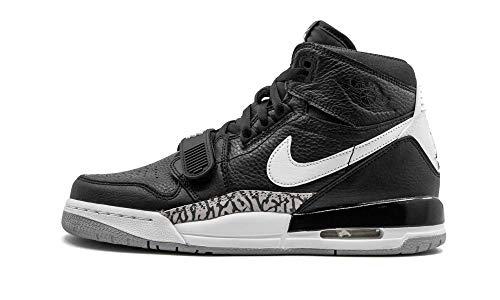 Nike Air Jordan Legacy 312 (GS), Zapatillas de Deporte para Niños, Negro (Black/White 001), 36 EU