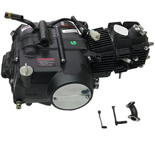 X-PRO 125cc 4 stroke Pit Dirt Bikes Engine Motor w/Manual Transmission Kick Start