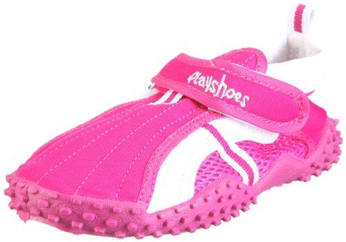 Playshoes Unisex-Kinder Aqua-Schuhe Sportiv, Pink (pink 723), 22/23 EU