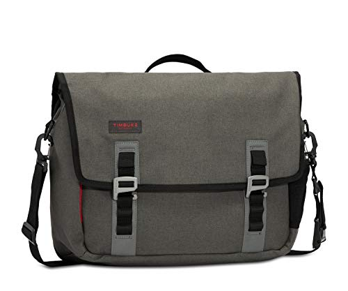 TIMBUK2 Command Messenger Bag, Carbon Full-Cycle Twill, Small