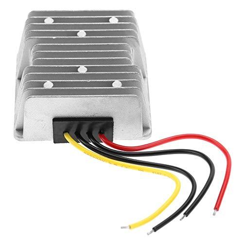 【𝐏𝐚𝐬𝐜𝐮𝐚】 Zouminyy DC-DC Convertidor Regulador 12V a 24V 15A Fuente de alimentación de alta eficiencia