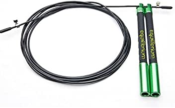 Super Fast High Resistance Skipping - Jump Rope Crossfit - Double Unders - Professional Grade