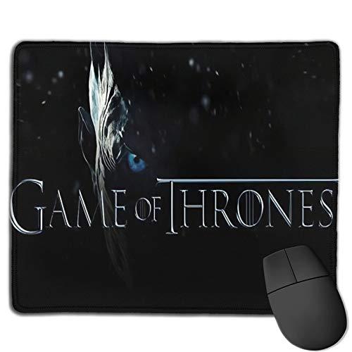 Game_of_Thrones - Tappetino per mouse per computer portatile, ad alte prestazioni, adatto per desktop, personal computer, 25 x 30 cm