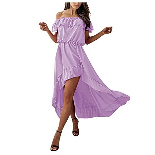 JUNGE Vestidos De Fiesta Tallas Grandes,Vestidos De Fiesta Cortos 2021,Vestido Flecos,Escote Palabra De Honor,Vestidos De Madrina De Boda,Vestidos Invierno,Vestido Terciopelo,Vestidos Ceremonia Niña
