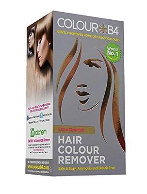 Colour B4. Hair Colour