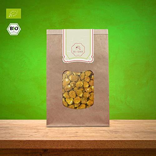 süssundclever.de® Physalis Bio   1 kg   Premium Qualität: hochwertiges Naturprodukt   plastikfrei abgepackt in ökologisch-nachhaltiger Bio-Verpackung   Kapstachelbeere