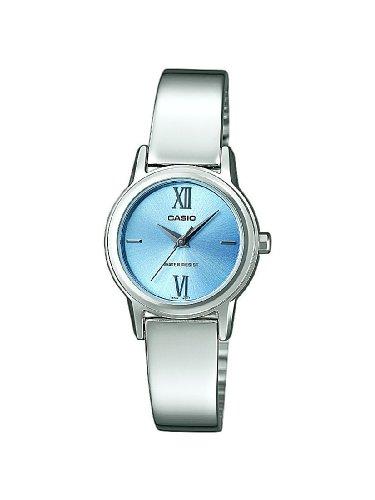 Casio Damen-Armbanduhr XS CASIO Collection Women Analog Edelstahl LTP-1343D-2CEF