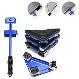 YXMxxm Kit d'outils pour glisseurs à roulettes triples - Outils de déménagement de...