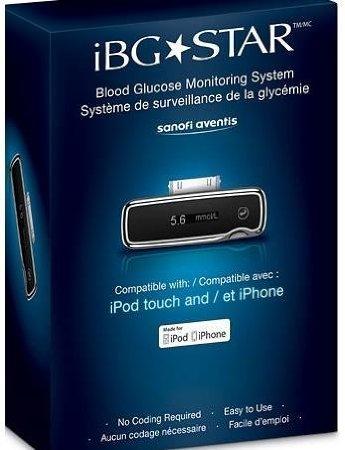 iBG Star Blood Glucose Monitoring System