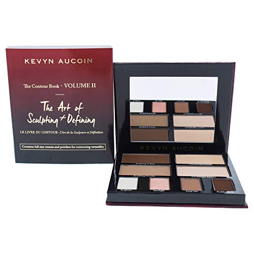 The Contour Book The Art of Sculpting + Defining Volume II by KEVYN AUCOIN