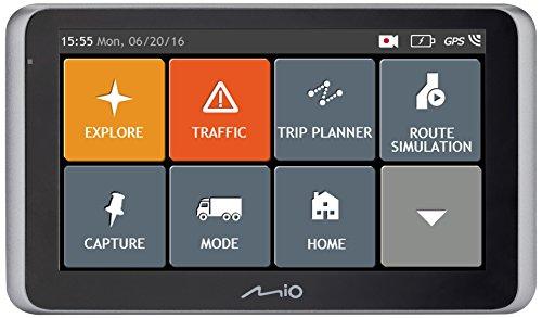 Cámara LCD GPS de salpicadero coche Mio MiVue 65 LMFull HD 1080p 2,7