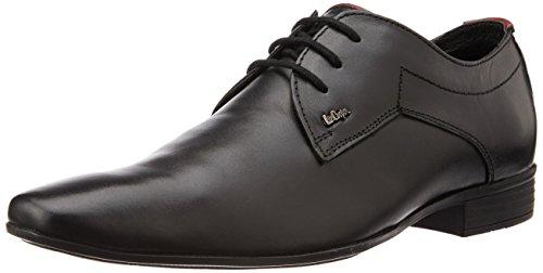 Lee Cooper Men's Black Formal Shoes