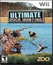 Zoo Games Ultimate Duck Hunting (Nintendo Wii) Arcade for Nintendo Wii