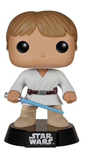 Figura Pop Star Wars: Luke Tatooine