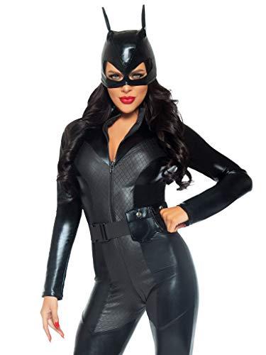 Leg Avenue 85554Captivating Crime Fighter Costume (Medium, EU 10–12, Pezzi)