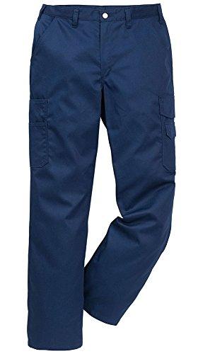 Fristad Kansas - Trousers 280 P154 Sz 45/114 Short Dark Navy 100427-540 D116