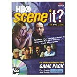 HBO Scene It? The DVD Game Pack (HBO Clips and Trivia Cards to Any Scene It? Game or Play As a Stand Alone Game) [DVD and Trivia Cards]