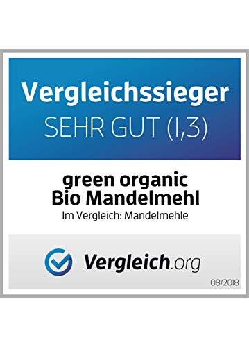 Bio Mandelmehl – Premium, Weiss – 400g - 5