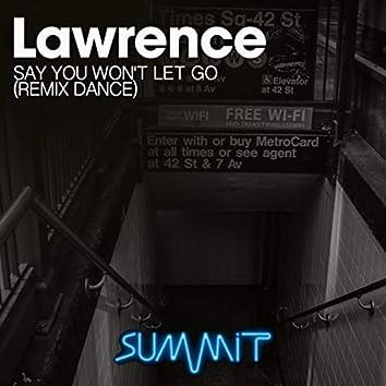 Say You Won't Let Go (Remix Dance)