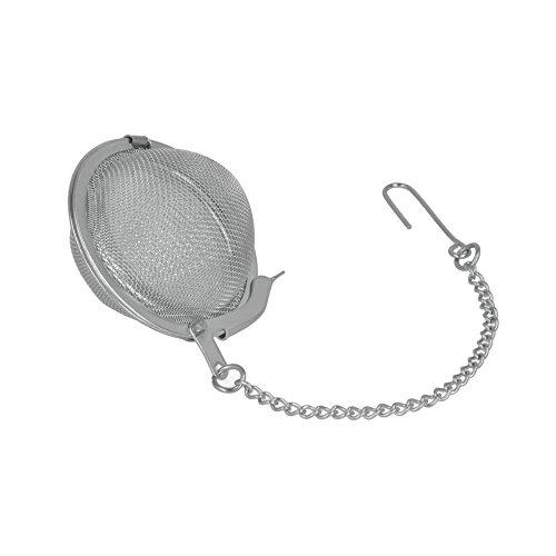 acero inoxidable con cadena 4.5 cent/ímetros Filtro de t/é Metaltex 253811