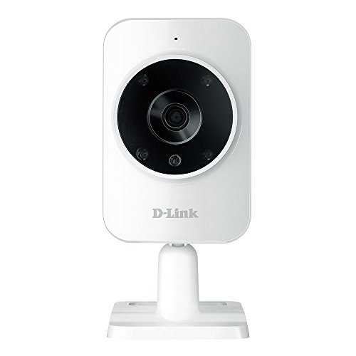 DLink HD WiFi Camera Connected Home Series DCS935L