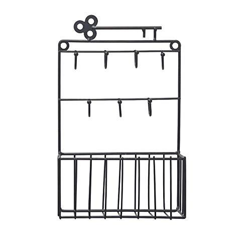 Equipo para el hogar Estante de pared Estante de almacenamiento de pared Estante de baño Estante de almacenamiento Canasta combinada para cocina y baño Accesorios para champú Acondicionador Decorac