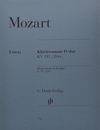モーツァルト: ピアノ・ソナタ 第9番 ニ長調 KV 311/原典版/ヘンレ社/ピアノ・ソロ