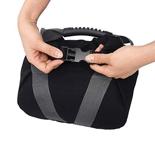 Onewell - Bolsa de arena suave para levantamiento de pesas para gimnasio, fitness, culturismo, yoga, entrenamiento