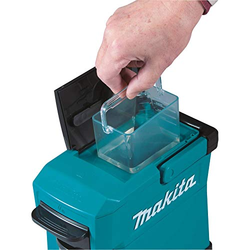 Makita DCM501Z 18V LXT/ 12V max CXTLithium-Ion Cordless Coffee Maker, Tool Only