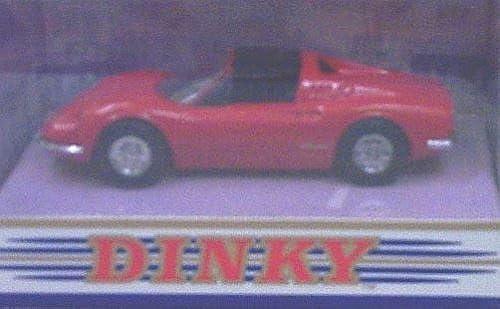 Dinky Toys dy-24; 1973 ¼rari 246 no GTS; rot