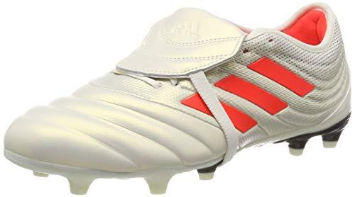 adidas COPA GLORO 19.2 FG, Herren Fußballschuhe, Weiß (Off White/Solar Red/Core Black D98060), 46 EU