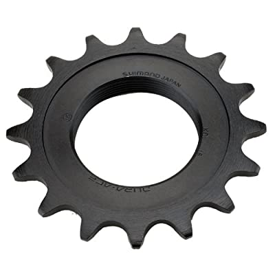 SHIMANO SS-7600 Dura-Ace Track Cog (15T 1/2x1/8-Inch 1 Speed)