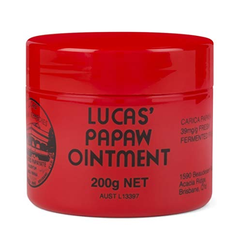 [Lucas' Papaw Ointment] ルーカスポーポークリーム 200g