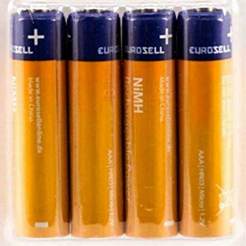 TronicXL 950mAh oplaadbare batterij AAA compatibel met Siemens Gigaset draadloze telefoon Audioline Panasonic Telekom T-sinus Detewe vervanging voor originele handset DECT batterij oplaadbare batterijen